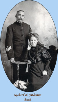 Richard & Catherine Buck